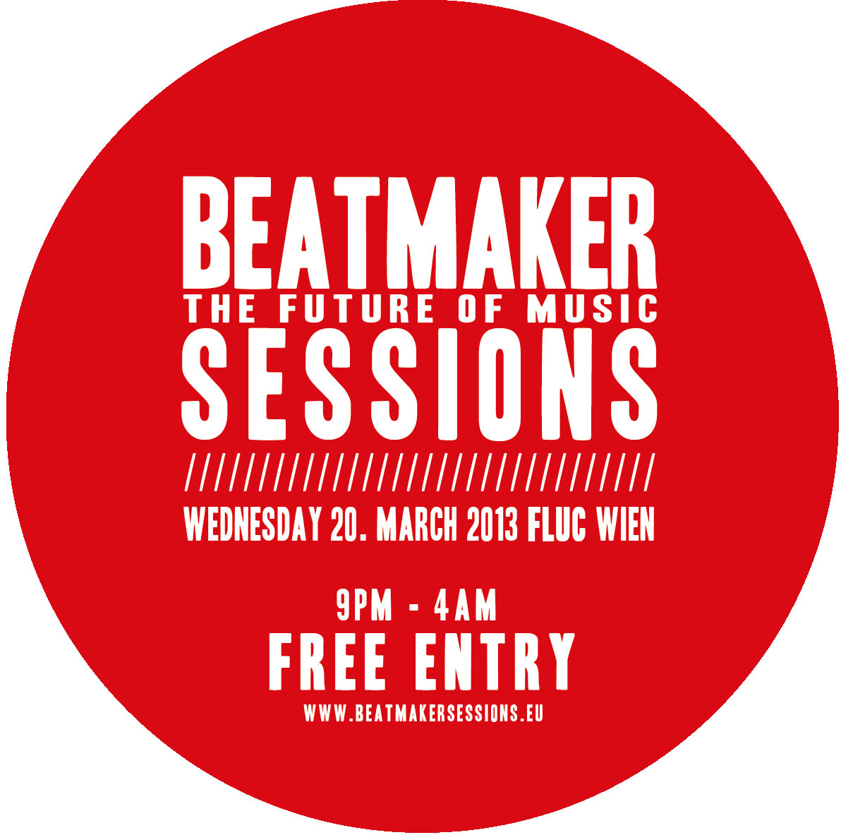 Beatmaker Sessions 20.03.2013