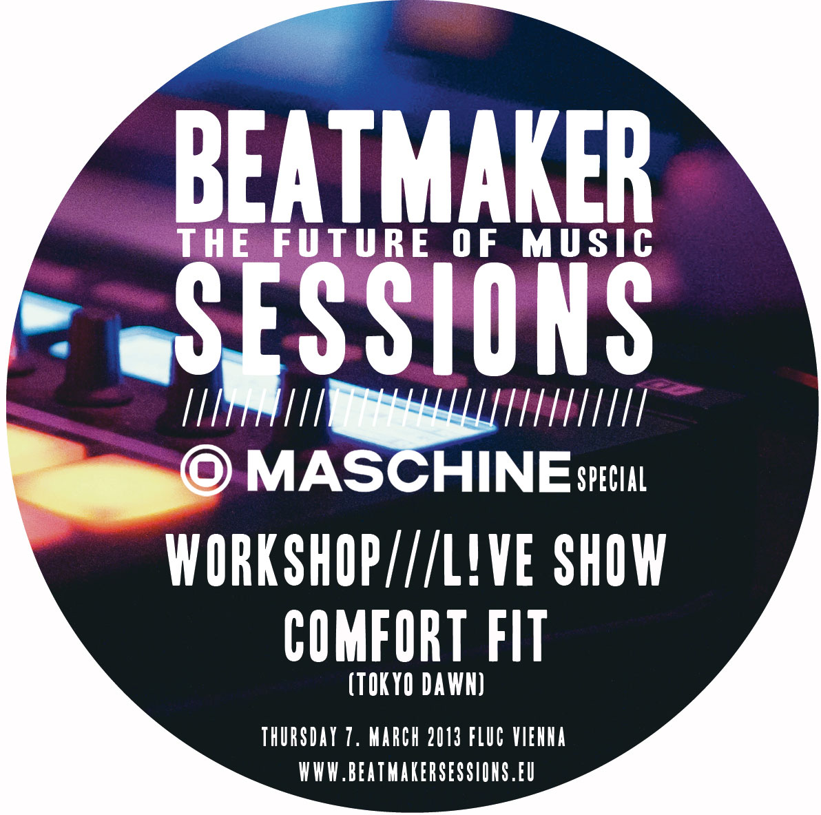 Beatmaker Sessions x MASCHINE Special
