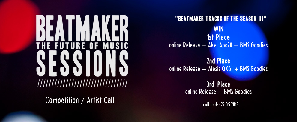 CONTEST – Beatmaker Tracks of the Season #1