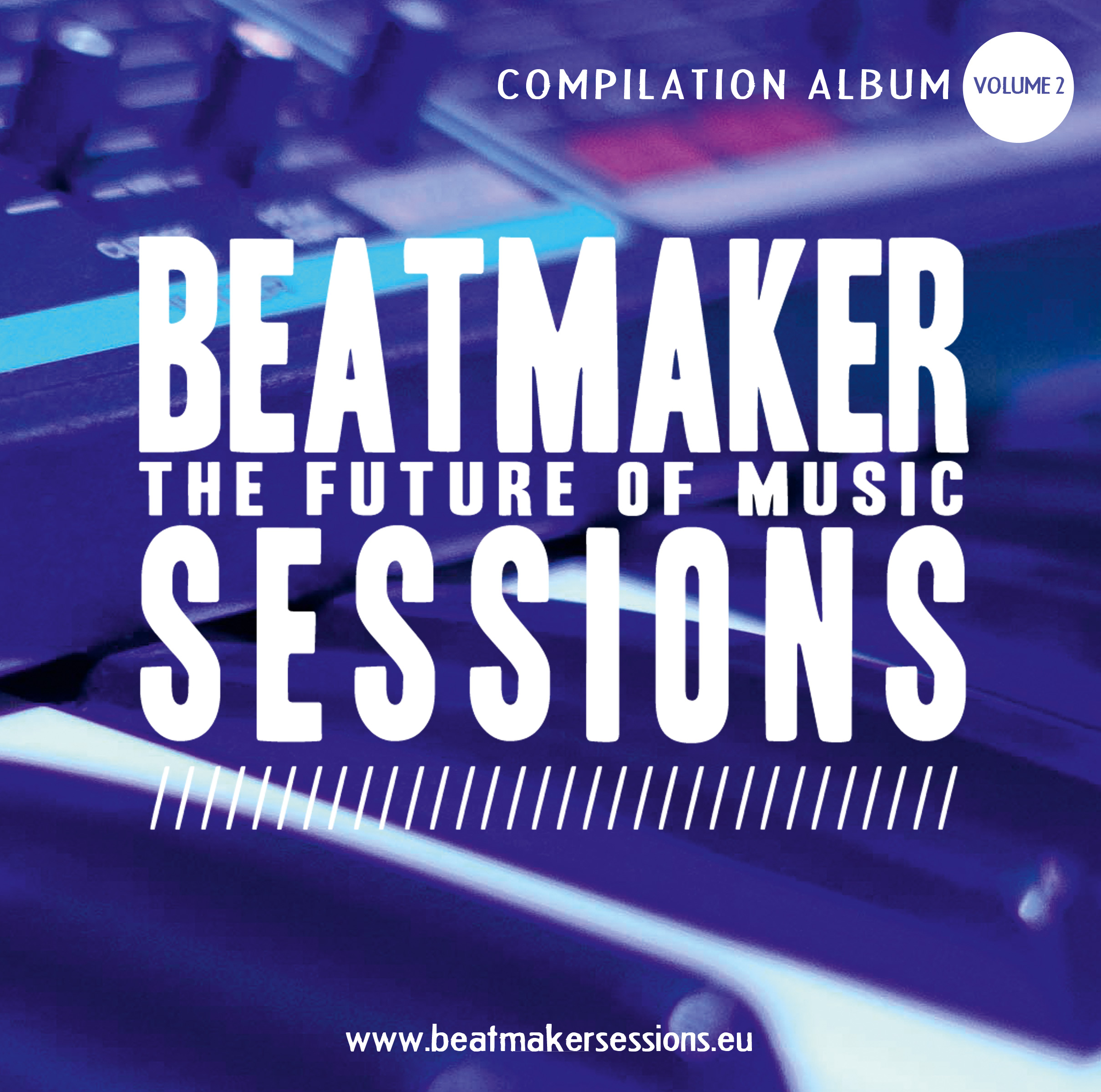 Beatmaker Sessions Compilation Vol.2 Cover
